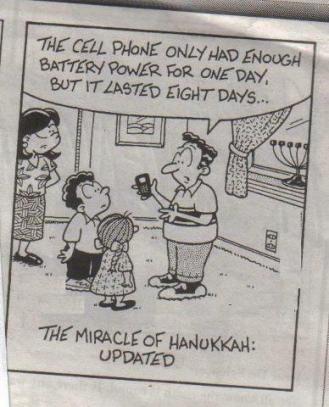 Hannukkah miracle